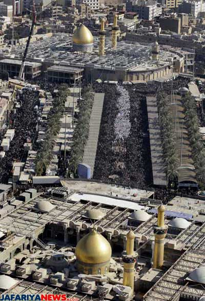 Millions commemorate Ashura in Karbala | Jafariya News Network