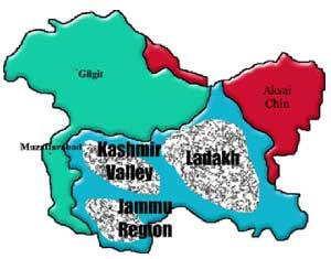 Can Kashmir unite India and Pakistan?   Jafariya News Network